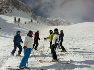 Ski Mums Powder