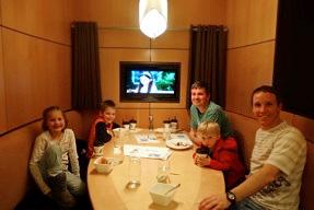 Snowbird_Paula_Family_Dinner
