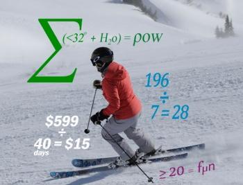 Ski Math